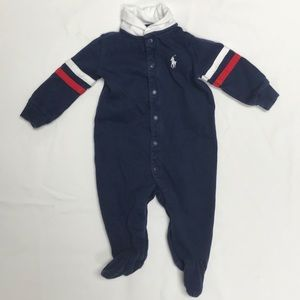Polo one piece  rugby shirt outfit